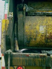 Waste Management 100903 (107) (JoJo Garbage Trucks) Tags: rear management waste loader mcneilus