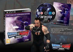 WWE SmackDown vs. Raw 2011 - Undertaker Special Edition