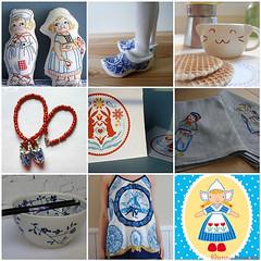 Inspiration Tuesday: Dutch Handmade (she.likes.cute) Tags: inspiration netherlands dutch collage fdsflickrtoys handmade mosaic tuesday