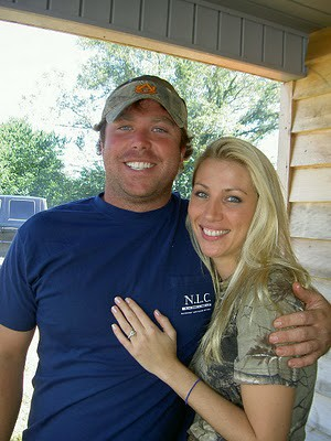 Dove Shoot- Nate and Courtney