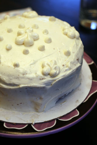 The Art of Cake Baking and Homemade Cream Cheese Frosting Recipe