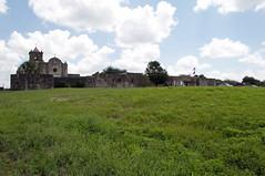 Presidio La Bahia (stevesheriw) Tags: texas goliad goliadcounty presidio nationalhistoriclandmark nationalregisterofhistoricplaces 67000024 presidionuestrasenoradeloretodelabahia labahia 1749 spanishcolonial architecture fort walls