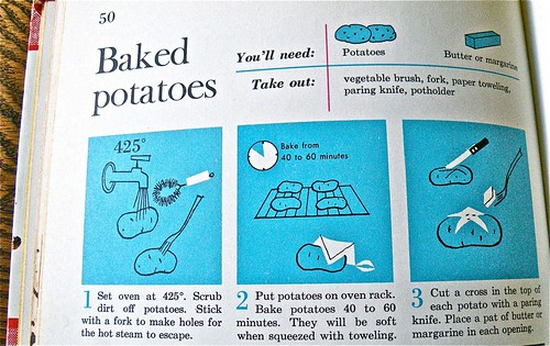 baked potato cookbook recipe