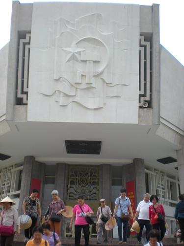 Hanoi - Ho Chi Minh Museum