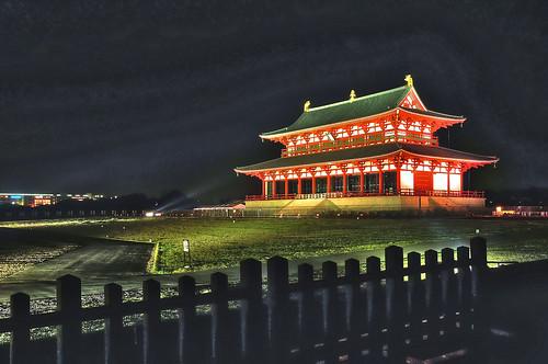 Nara Daigokuden 02/HDR