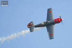 G-GYAK - 852906 - Aerostars Team - Yakovlev Yak-50 - Duxford - 100905 - Steven Gray - IMG_7985