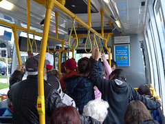 拥挤,公共汽车903