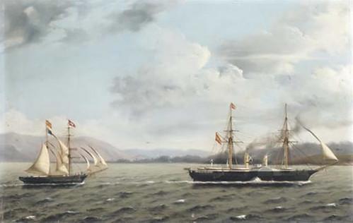 fragata Hernán Cortés
