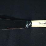 "<b>Carving Knife</b><br/> Unknown, Eskimo American (ivory, ca. 1970) LFAC#2008:01:50<a href=""http://farm5.static.flickr.com/4087/4996995338_c9e2604545_o.jpg"" title=""High res"">∝</a>"