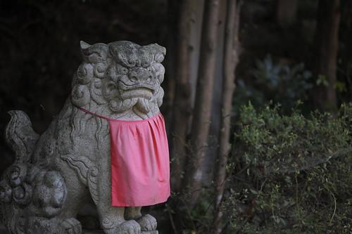 Komainu -狛犬