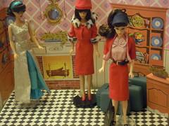 DSCN1281 (Isabellesoto) Tags: barbie diorama
