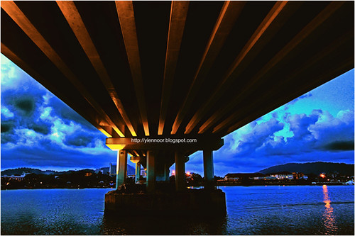 jambatan tanjung lumpur