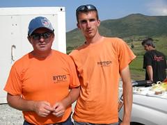 Sahit Muja, Elvis Muja: Sahit Muja: Albanian Minerals, Bytyci SHPK (Albanian Minerals) Tags: bytycishkp