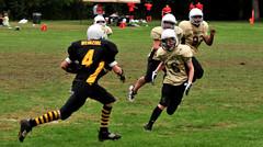 OCYF Yellow Jackets Vs Knights 093 (shea.87) Tags: sports kids football nikon d300 oakcreek ocyf youthfootball sheaweinzirl ocyfyellowjackets
