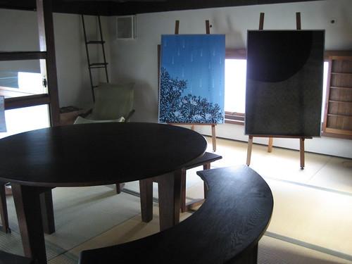 宮島アート展 2010 スタート 1