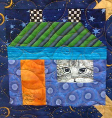 Detail from House Quilt