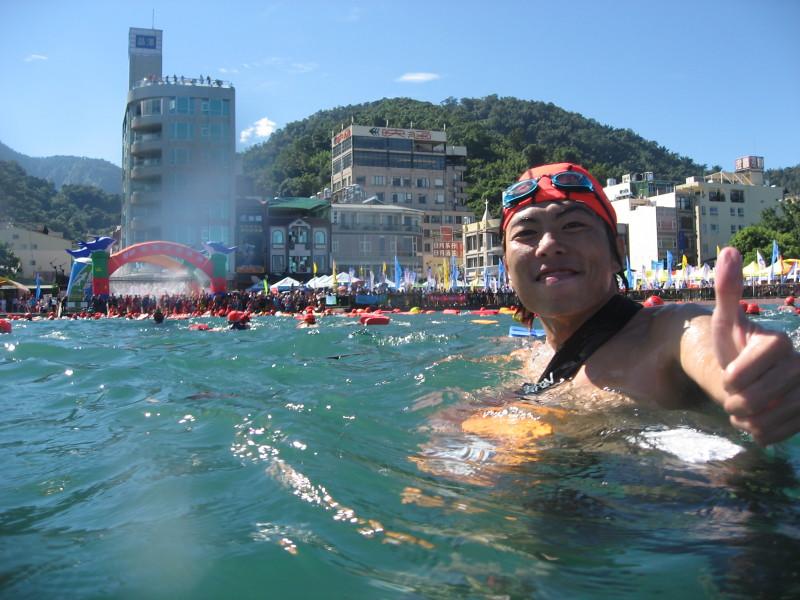 2010日月潭萬人泳渡