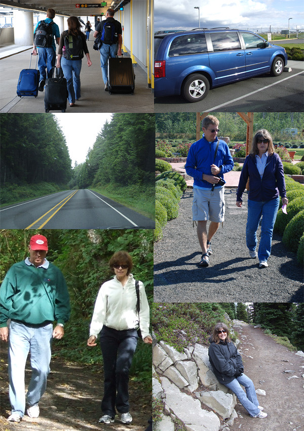 modes of travel in Seattle