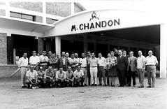 Chandon cumple 50 años en Argentina