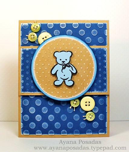 Baby Bear Card (1)