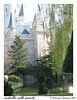 Cinderella Castle Grounds