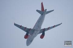 G-EZAC - 2691 - Easyjet - Airbus A319-111 - Luton - 100112 - Steven Gray - IMG_6151