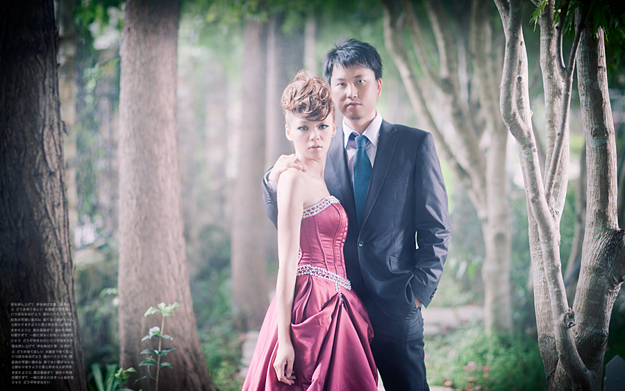+ Markur BEBE CHEN + Wedding