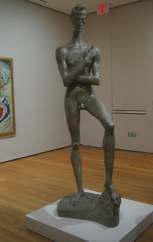 Standing Youth, 1913, Wilhelm Lehmbruck _7425(m)