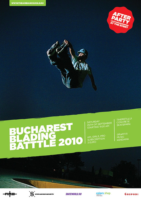 Bucharest Blading Battle