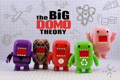 265/365 The Big Domo Theory (Chris Gritti) Tags: big howard theory domo penny chuck 365 leonard bang raj sheldon lorre bazinga 265365