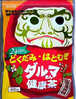 Hatomugi tea