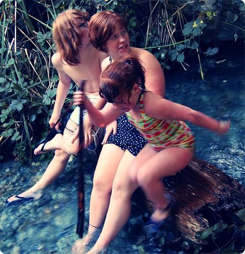 3 Little Redheads...