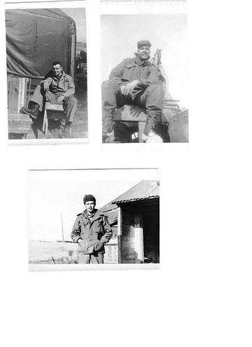 K-6 airbase, Pyeongtaek, South Korea 1952-53