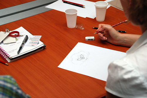 Caricature Workshop for Spire Research & Consulting - 19
