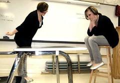 Self-Hate. (Casey David) Tags: school alabama class jeans clones hayden merge
