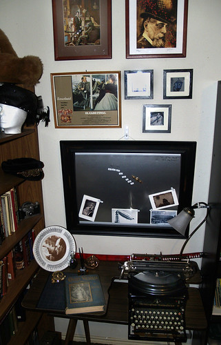 Typewriting Nook