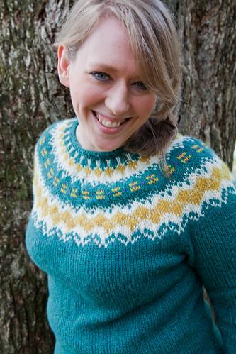 Eyja Icelandic Pullover