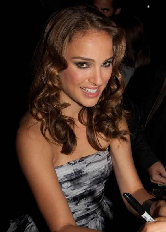 Natalie Portman at the 2010 Toronto International Film Festival