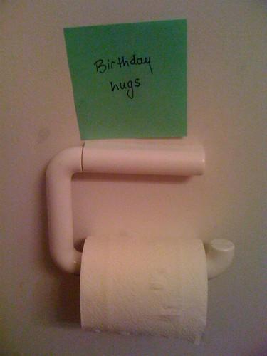 Birthday Note 4
