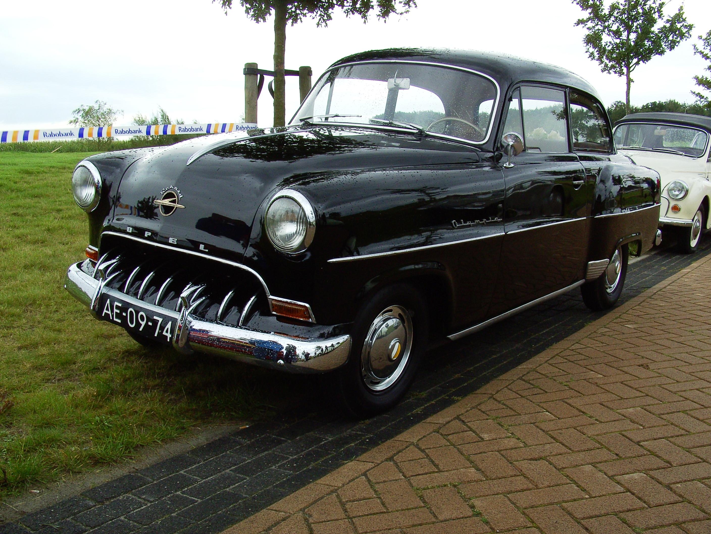 1954 Opel Olympia Record