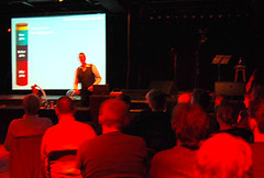 Science Cafe Deventer: The fusion road show