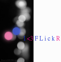 FLICKR (NOURA - alshaya ) Tags: world pink blue love flickr bokeh luv  a7b