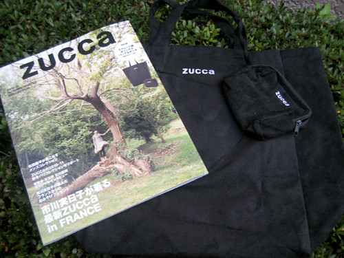 ZUCCa 2010-11 AUTUMN/WINTER COLLECTION MAGAZINE