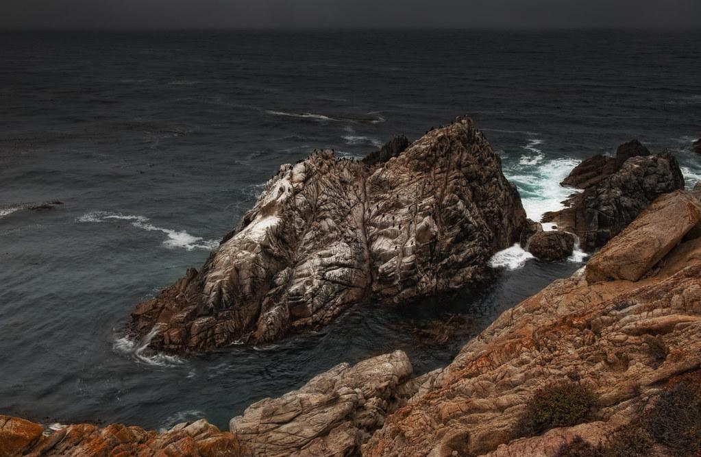 Pinnacole cove, Point Lobos