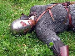 Dead Warrior (Steffe) Tags: museum sweden haninge viking handen handensmuseum getporsvgen8