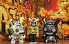 Don't Mess With Us (ecpica) Tags: 2tone dunny muerto maxx242 zacpac