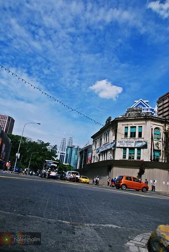 Simpang Depan Sogo