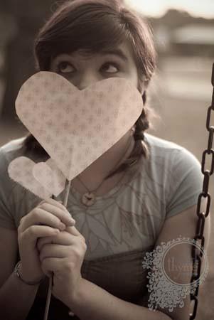 paper hearts & swing