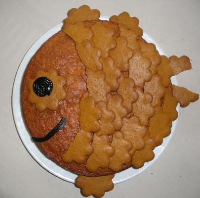 gâteau poisson d\'avril