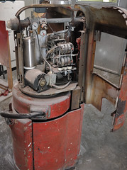 """1941 Wayne 100R Sidearm Gas Pump Converted To A Soda Fountain • <a style=""""font-size:0.8em;"""" href=""""http://www.flickr.com/photos/85572005@N00/5035987249/"""" target=""""_blank"""">View on Flickr</a>"""